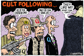 Cult Following by Monte Wolverton