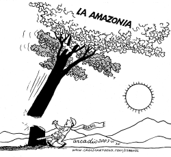 Amazonia by Arcadio Esquivel