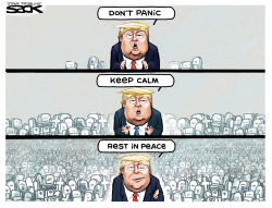 Panic Calm Rest by Steve Sack