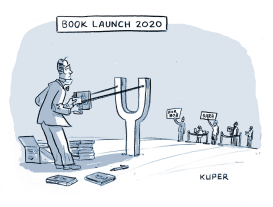 Book Launch by Peter Kuper