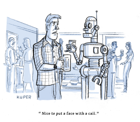 Robo Called by Peter Kuper