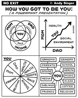 A PowerPoint Presentation of You by Andy Singer