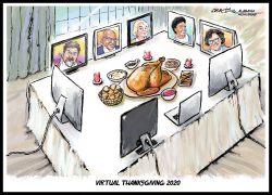 Virtual Thanksgiving 2020 by J.D. Crowe