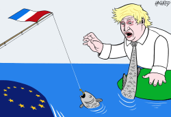 Fishing rights a major Brexit issue by Rainer Hachfeld