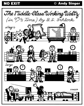 Working Waltz new by Andy Singer