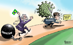 Lula back in the game by Paresh Nath