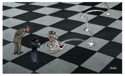 Royal Chess by Dario Castillejos