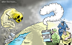 Fukushima after ten years by Paresh Nath