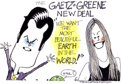 The Gaetz and Greene New Deal by Randall Enos