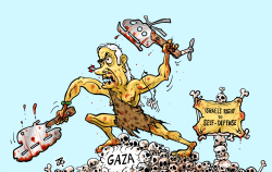 Israel's right to self-defense ! by Emad Hajjaj
