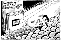 Foreign Policy from the Cheap Seats by Mike Lane