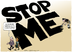 Stop Me - VA Tech Shootings  by Daryl Cagle