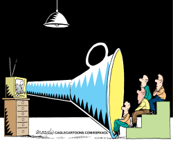 Funnel TV by Arcadio Esquivel