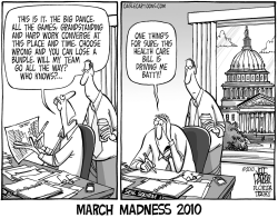 March Madness 2010 by Parker