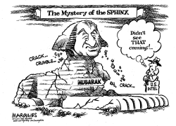 The Mystery of the Sphinx by Jimmy Margulies