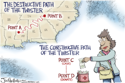 Twisters by Joe Heller